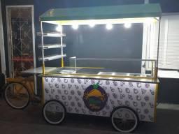 Foodbike carrinho