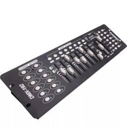 Mesa Dmx 512 Digital Controladoras Luz Efeitos Strobo Oferta