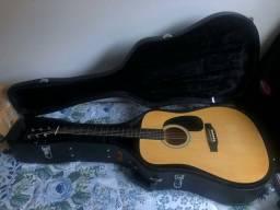 Vendo violão Fender Squier, modelo folk