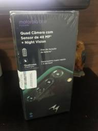 Motorola one fusion 128 azul safira