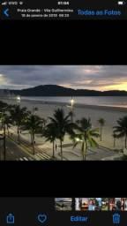 Praia Grande apto para 8 pessoas // NATAL CHEGANDO