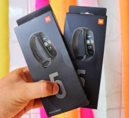 Mi band 5 Xiaomi (Original- Lançamento) + Brinde + Entrega grátis