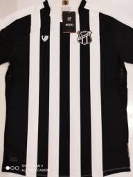 Camisa Ceará Titular Vozão 20/21 - Tamanho: GG