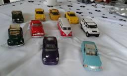 Coleção Carros Miniatura - Carros Raros