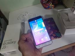 Samsung j3 perfeito estado entrego passo cartao