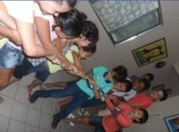 Sua festa mais alegre com nossa, Recreação infantil, animação aniversário