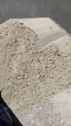 Carrada de areia, caçamba areia