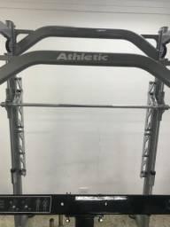 Smith machine athletic novo na caixa