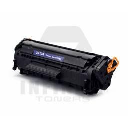 Toner Compatível Com HP Q2612A- NOVO