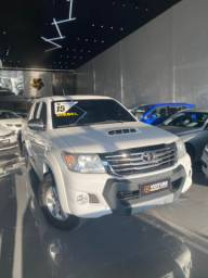 HILUX SRV 3.0 Diesel AT 2015