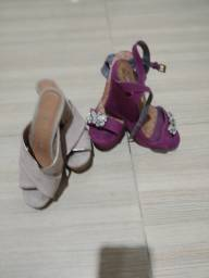 Sapatos off line via marte