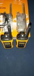 Rádio comunicador Motorola talkabout t400br