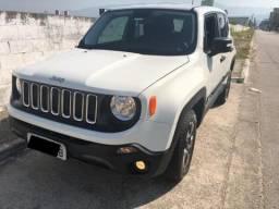 Jeep Renegade 2.0 16V Turbo Diesel Sport 4P 4x4 Automático Branco