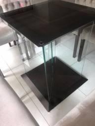 Mesa de vidro - tubarão sc