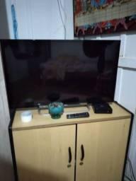 Tv nao smart e aparelho converto de smart