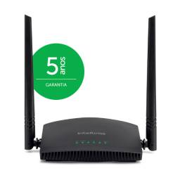 Roteador Wireless Rf 301k 300mbps Intelbras