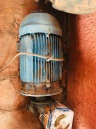 Motor de irrigação, motores de secador e serra elétrica