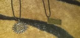 Supernatural colar, leia a descrição