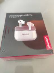 Fone Lenovo Livepods Lp1s novo original, passo cartão