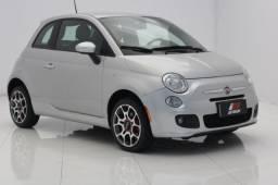 Fiat 500 Sport Baixa quilometragem