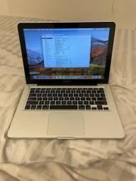 """Macbook Pro 13"""", 2011, i5, 4gb, 240ssd - 316 ciclos!"""