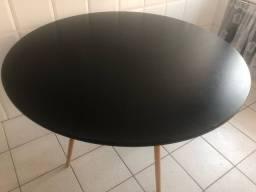 Título do anúncio: mesa redonda madeira