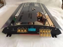 Amplificador de Alta Potência 2400 w de Tecnologia Mosfet (um dos melhores)