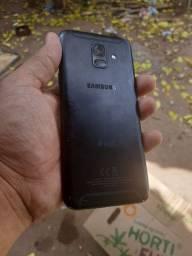 samsung A6 32gb biometrico