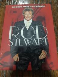 Box 04 Cds ROD STEWART - The Great American Songbook