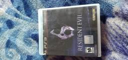Fifa 17 e Resident evil 6
