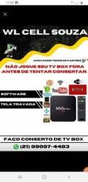 Título do anúncio: Conserto de TV box