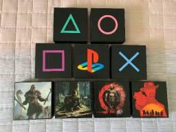 Quadros decorativos Playstation & Games