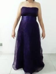 Vestido de vesta