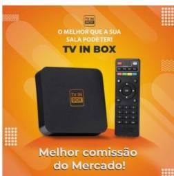 Tv In Box ..