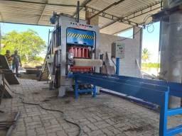 Título do anúncio: Máquina automática direto da fábrica para bloco e paver
