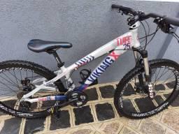 Bicicleta viking Tuff 25 semi nova