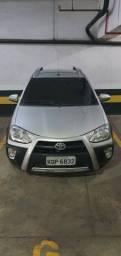 Título do anúncio: Toyota Etios Cross, ano 2014.