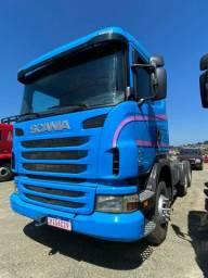 Título do anúncio: Scania 6x4
