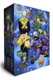 Dreadstar Omnibus Collection (capa Dura-box)(inglês) Novo Lacrado