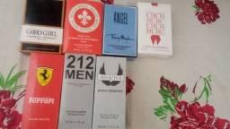 Perfumes 1 linha