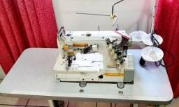 Título do anúncio: Maquina de costura galoneira siruba