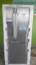 Geladeira Electrolux 538L INOX