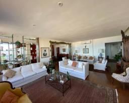 Título do anúncio: Apartamento circular de 280 m² na Av. Atlântica, frontal mar, com vista panorâmica deslumb