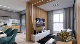 Apartamento à venda com 2 dormitórios em Novo mundo, Curitiba cod:AP0183