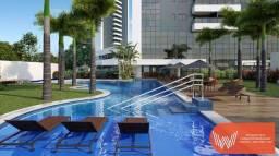 wa-Varanda Gourmet | 135m² Bairro Nobre do Recife | Ótima localização