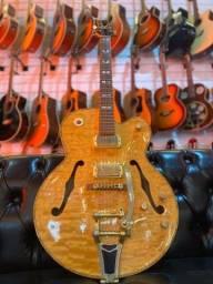 Guitarra Condor Semi Acústica PROTÓTIPO - Raridade para colecionador