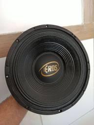 """Woofer 12"""" 600w rms, bobina dupla de 4+4 Ohm. Estilo street bass"""