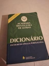 dicionário academia brasileira das letras
