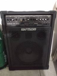 Caixa de som amplificadora Wattsom 65 watts