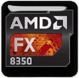 Processador Amd FX-8350 Vishera cache 8mb 4.0Ghz (4.2Ghz Max Turbo) Fd8350Frhkbox